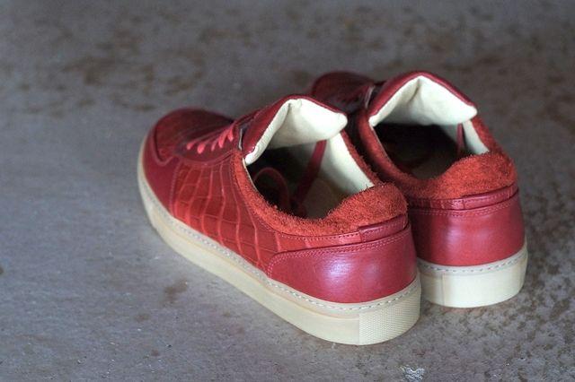 Jbf Customs Alligator Crimson Primo Low 1