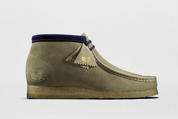 Wu Wear Clarks Wallabee Release Date Price 01 Sneaker Freaker