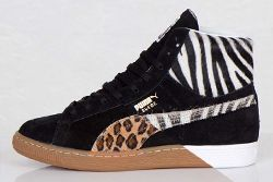 Puma Suede Mid Made In Japan Animal Pack Thumb