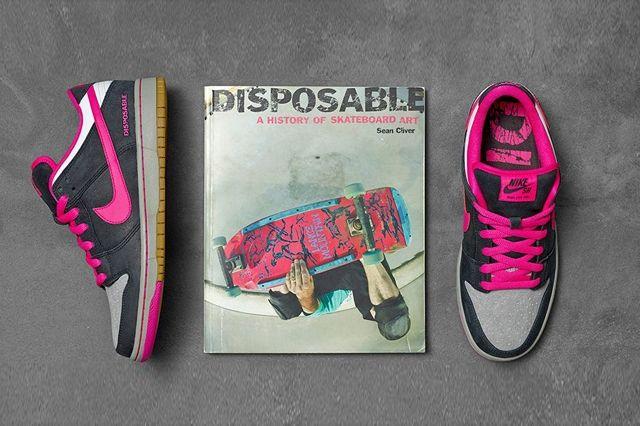 Nike Sb Dunk Low Disposable Bump 2