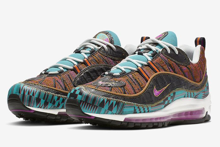 Nike Air Max 98 Bhm Left