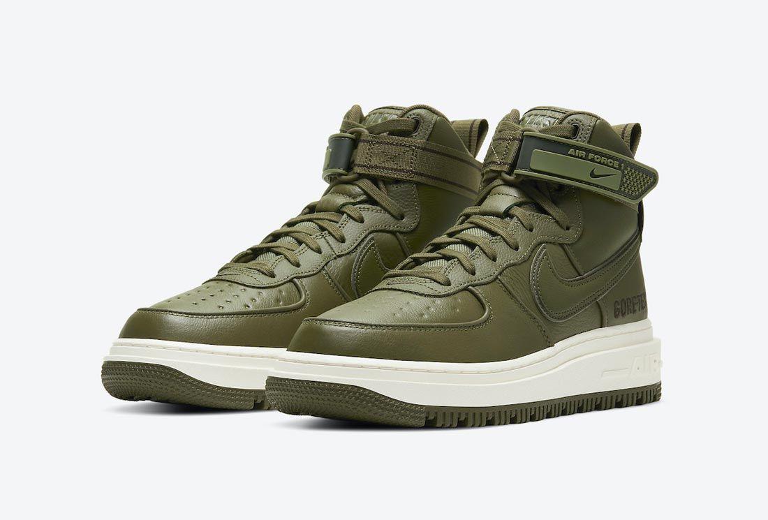 Nike Air Force 1 High GORE-TEX Boot 'Medium Olive'