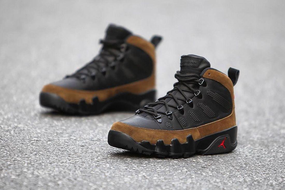 Air Jordan 9 Boot Nrg Sneaker Freaker 3