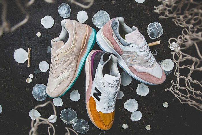New Balance 998 997 Coastal Pack Group