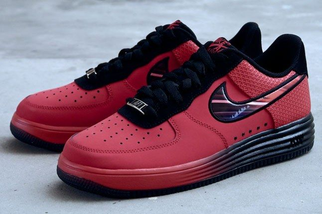 Nike Lunar Force 1 Red 1
