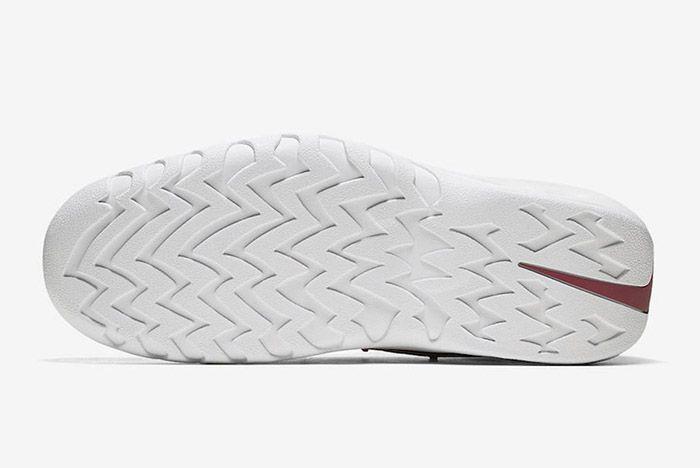 Nike Air Shake Ndestrukt Dark Red 1