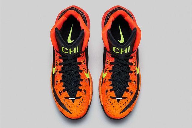 Nike Hyperdunk 2014 City Collection 3