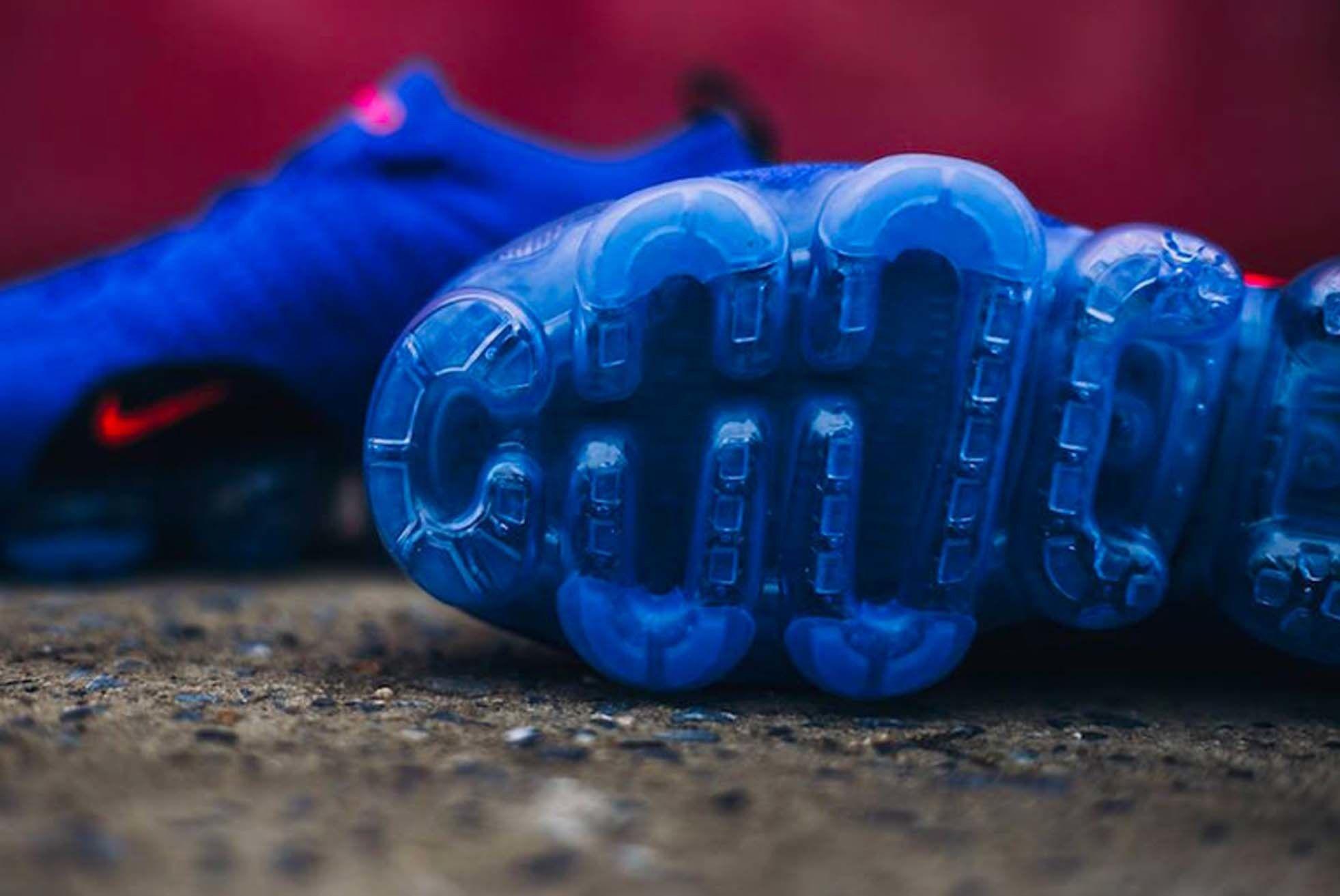 Nike Knicks Vapormax 2 006 Sneaker Freaker