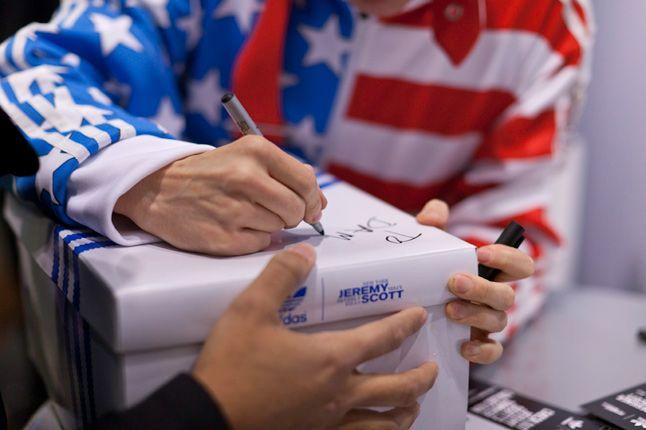 Jeremy Scott In Store Adidas Originals Soho New York 24 1