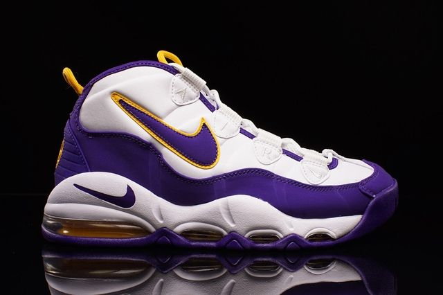 Nike Air Max Uptempo Lakers Home 1