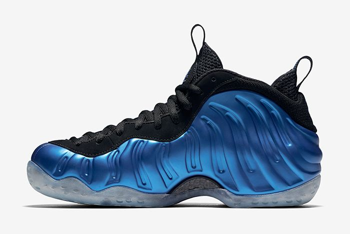 Nike Air Foamposite Xx Royal5
