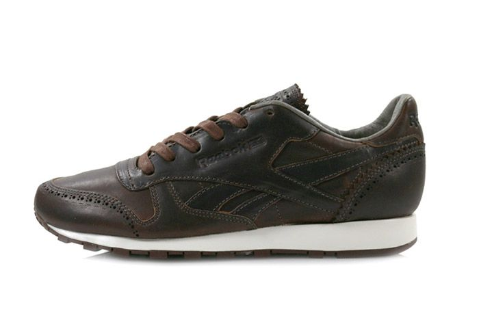 Reebok Classic Leather Horween Pack Brown 1