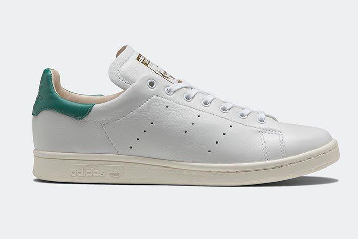 Adidas Stan Smith Recon White Green 01