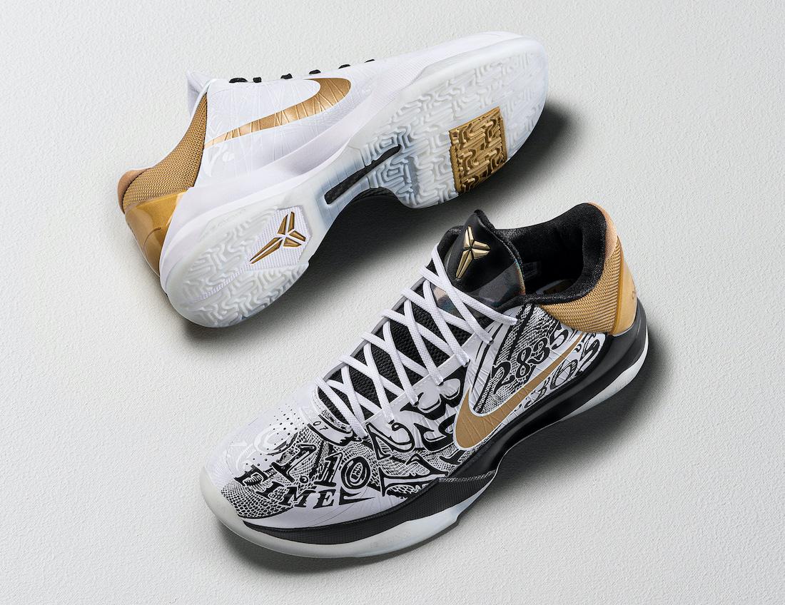 Nike Kobe 5 Mamba Week Big Stage
