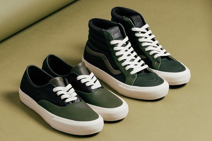Vans Vault Multi Green Release Date
