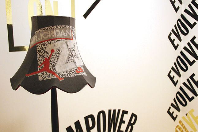 T Lights Sneaker Tees Jordan Sneaker 1