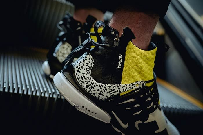 Acronym Nike Presto On Foot 4