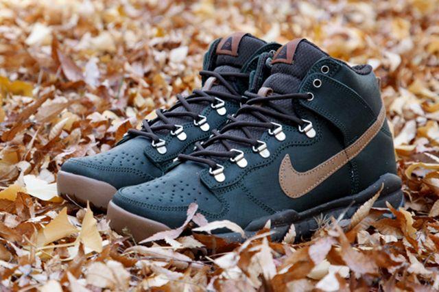 Nike Poler Dunk High Oms