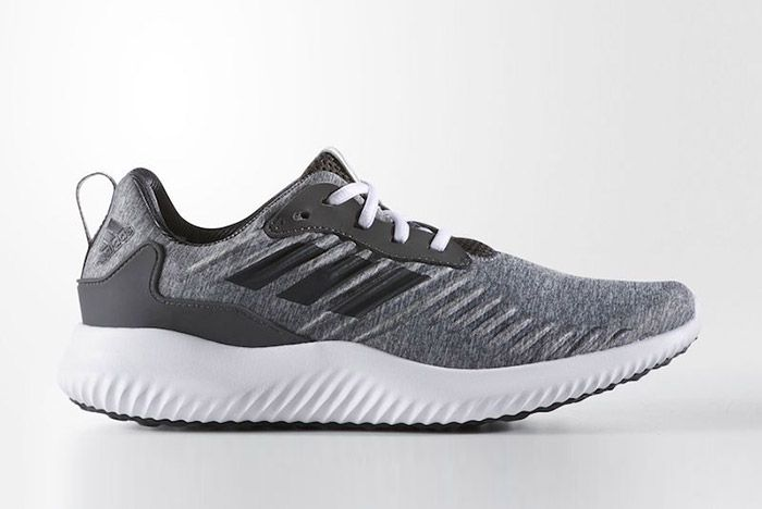 Adidas Alphabounce Grey Heather 8