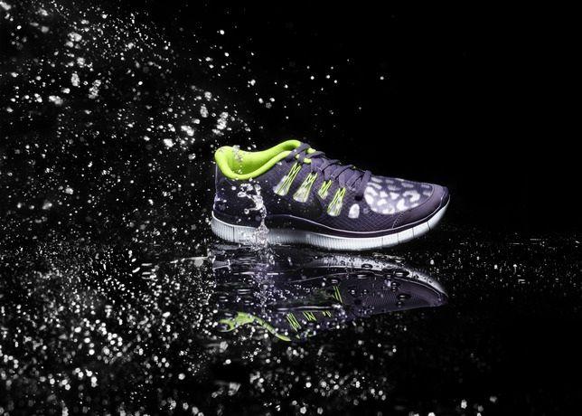 Nike Free 50 Shield Womens