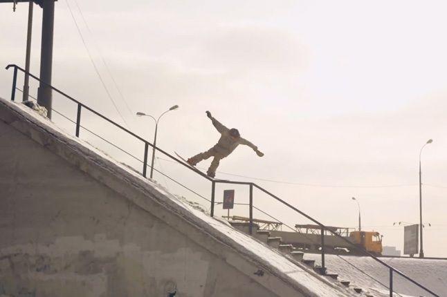 Nike Snowboarding Never Not Pt1 Trailer 7
