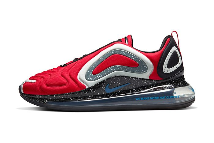 Undercover Nike Air Max 720 Red Release Date Lateral