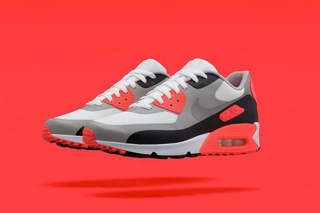 Nikelab Air Max 90 Patch Infrared 3