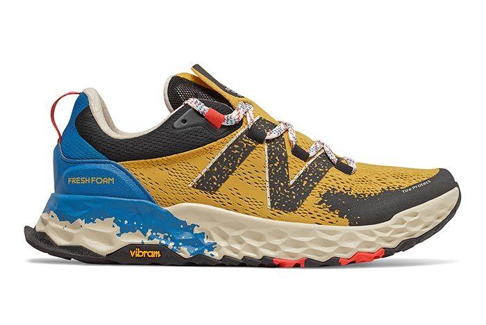 New Balance Hierro V5 Yellow