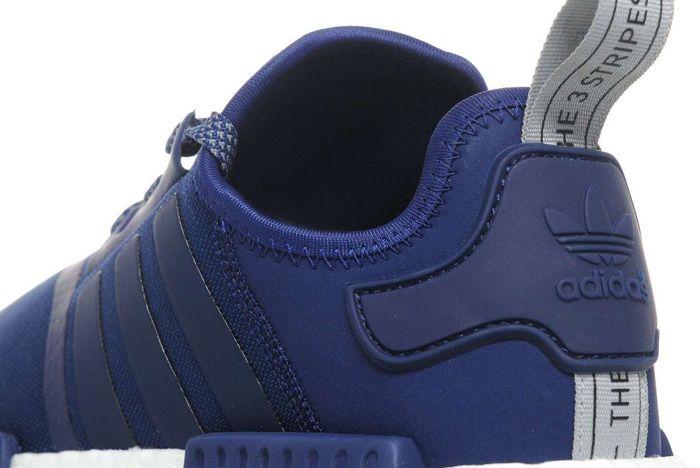 Adidas Nmd R1 Royal Blue 4