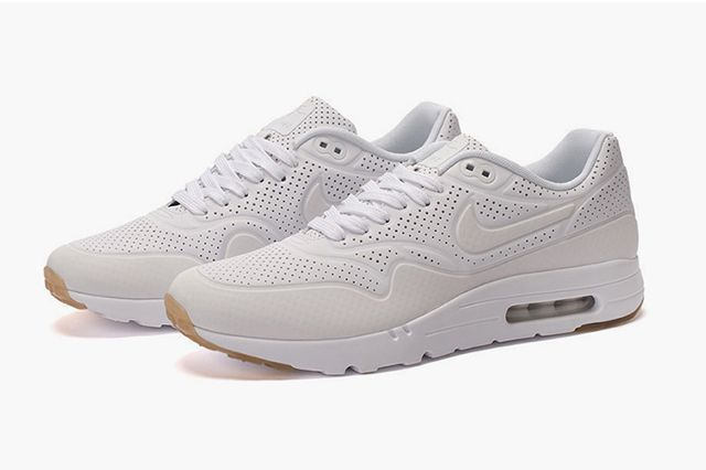 Nike Air Max 1 Ultra Moire White White 2