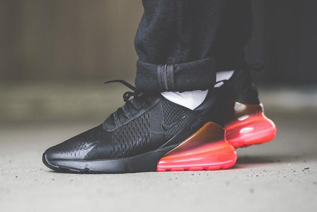 Nike Airmax 270 On Feet 1