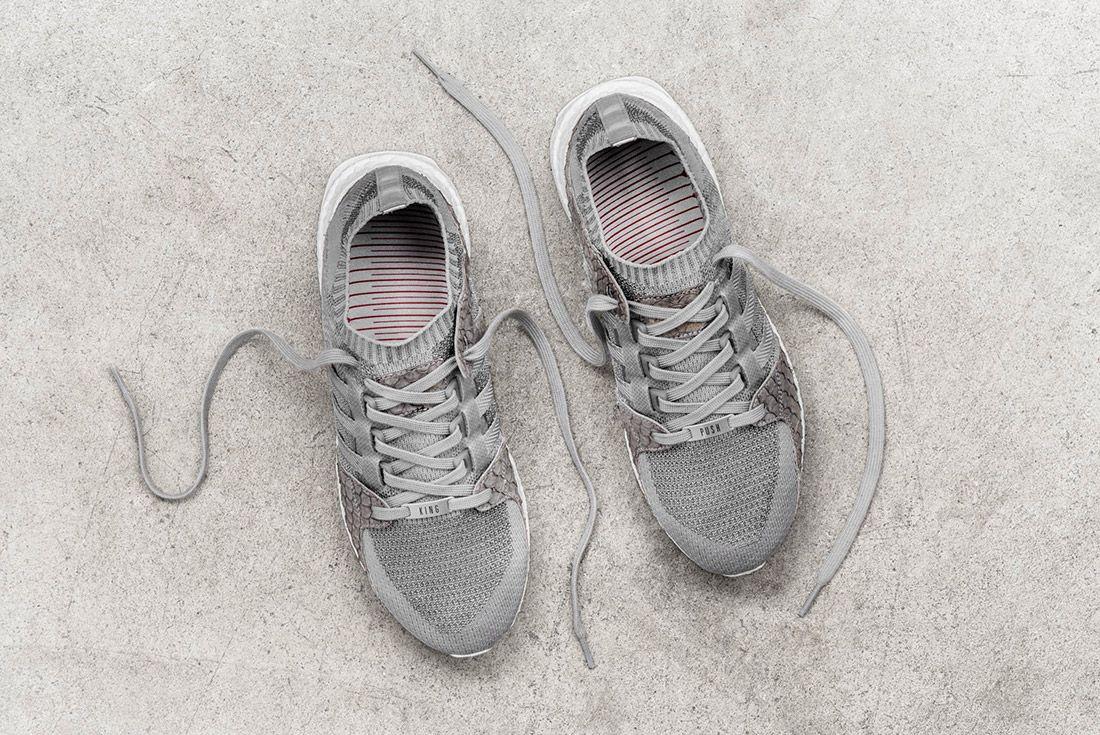 Pusha T Adidas Eqt Ultra Boost Pk Greyscale 9