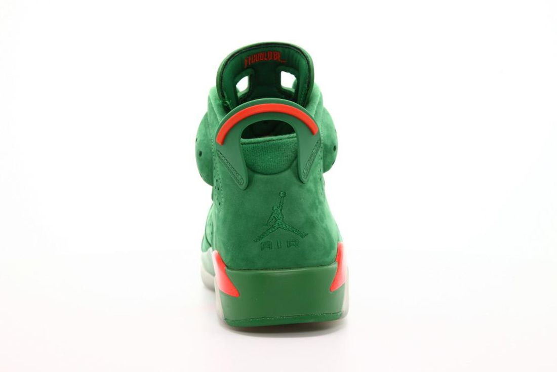 Gatorade X Air Jordan 6 Pine Green Release Date Sneaker Freaker 12
