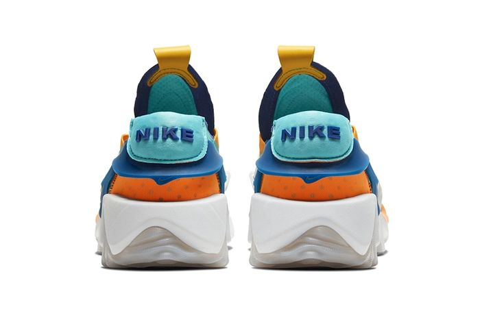 Nike Adapt Huarache Teal Leak First Look Release Date Heel