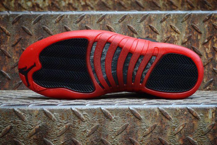 Air Jordan 12 Flu Game 12