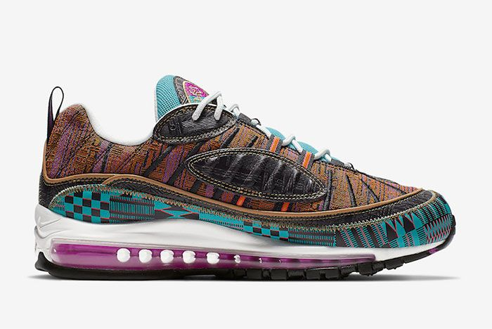 Nike Air Max 98 Bhm Right