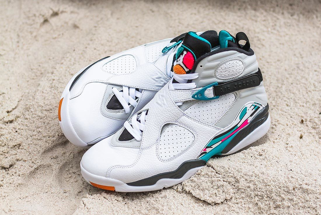 Air Jordan 8 South Beach 5