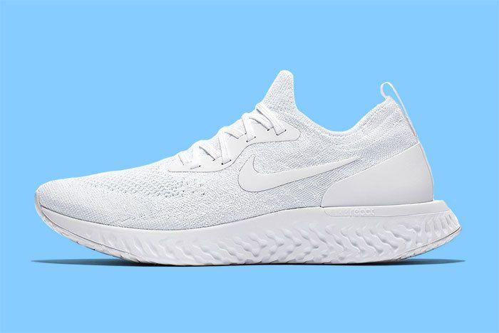 Nike Epic React White 1