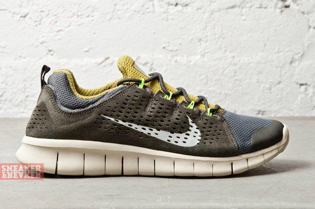 Nike Free Powerlines Ii Lthr Wolf Grey 1
