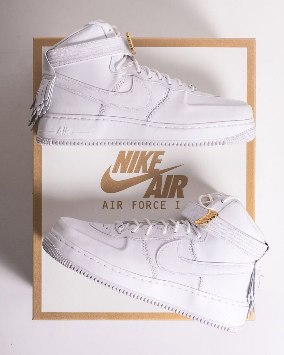 Nike Air Force 1 Lux Sport Preview 1