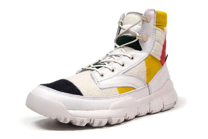 Pendleton Nike Sfb Leather 6 White 1