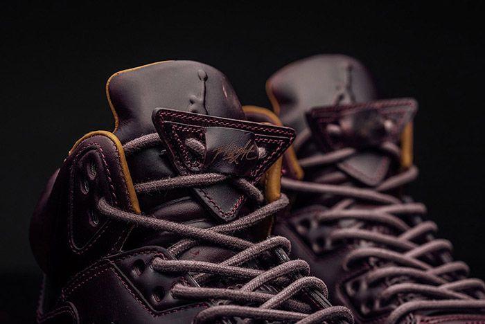 Air Jordan 5 Bourdeaux Small