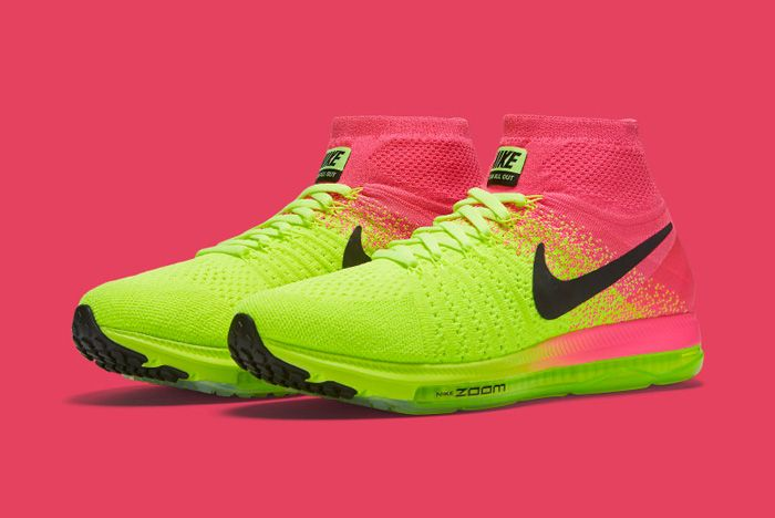 Nike Zoom All Out Flyknit 2