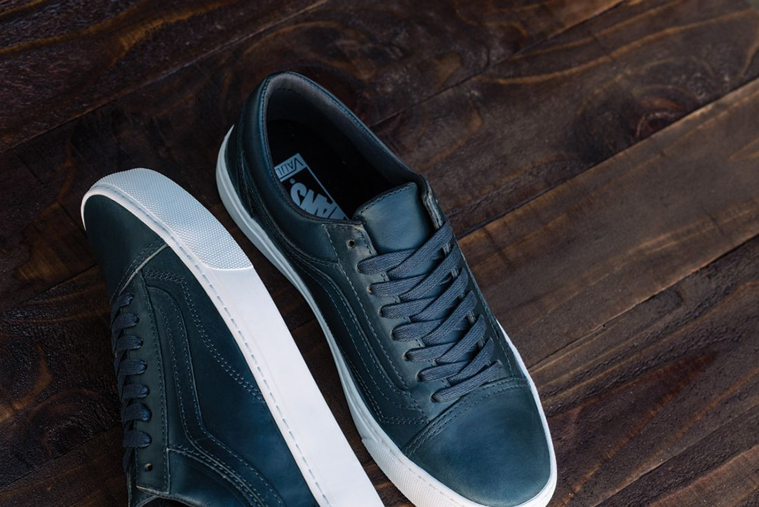 Horween Leather X Vans Vault Collection29