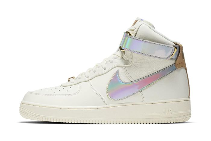 Nike Air Force 1 High Nai Ke The Bund 2