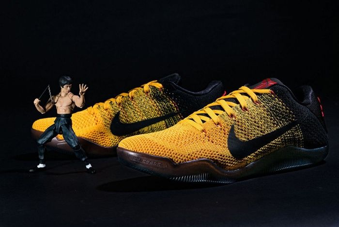 Nike Kobe 11 Bruce Lee 7