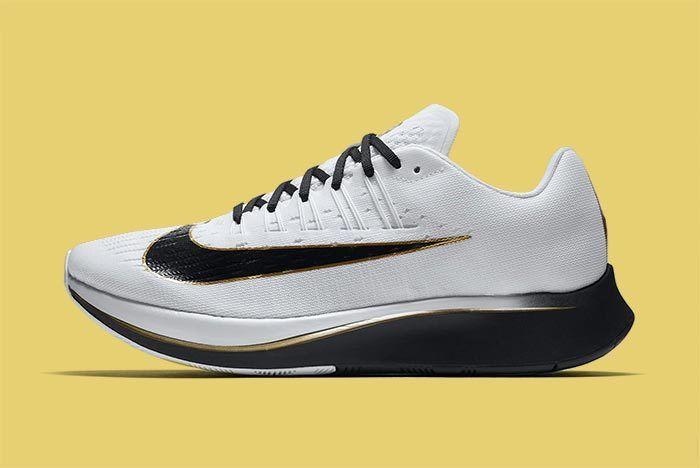 Nike Zoom Fly Black White 3