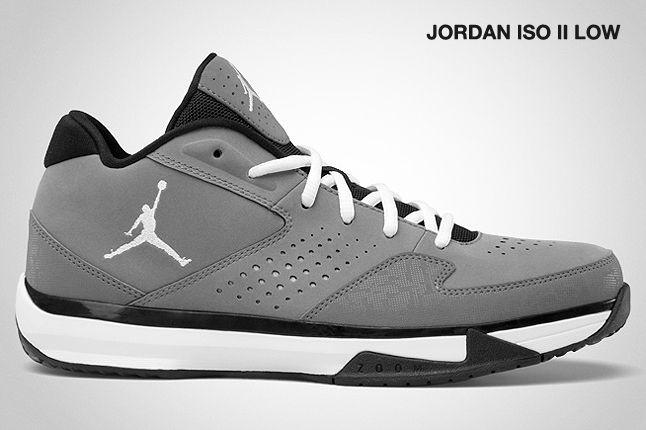 Jordan Brand July 2012 Preview Jordan Iso Ii Low 1