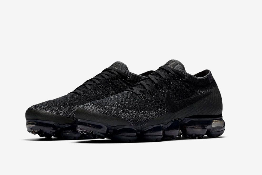 Nike Vapormax Black Anthracite Restock 1