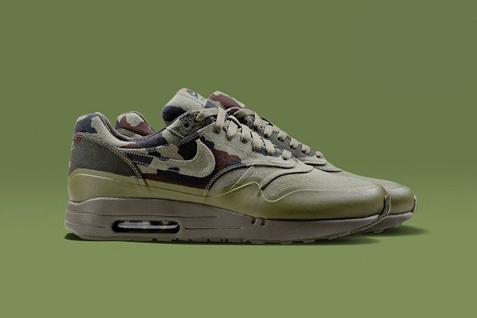 Nike Air Max 1 Country Camo France (2013)